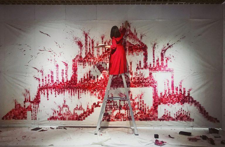 Read more about the article 台湾での展覧会『TOKYO ILLUSION 東京幻境日本當代藝術展』に参加しました
